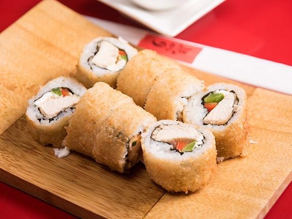 Kin tori roll (8 piezas)