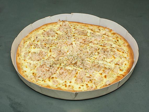 Pizza média frango com catupiry