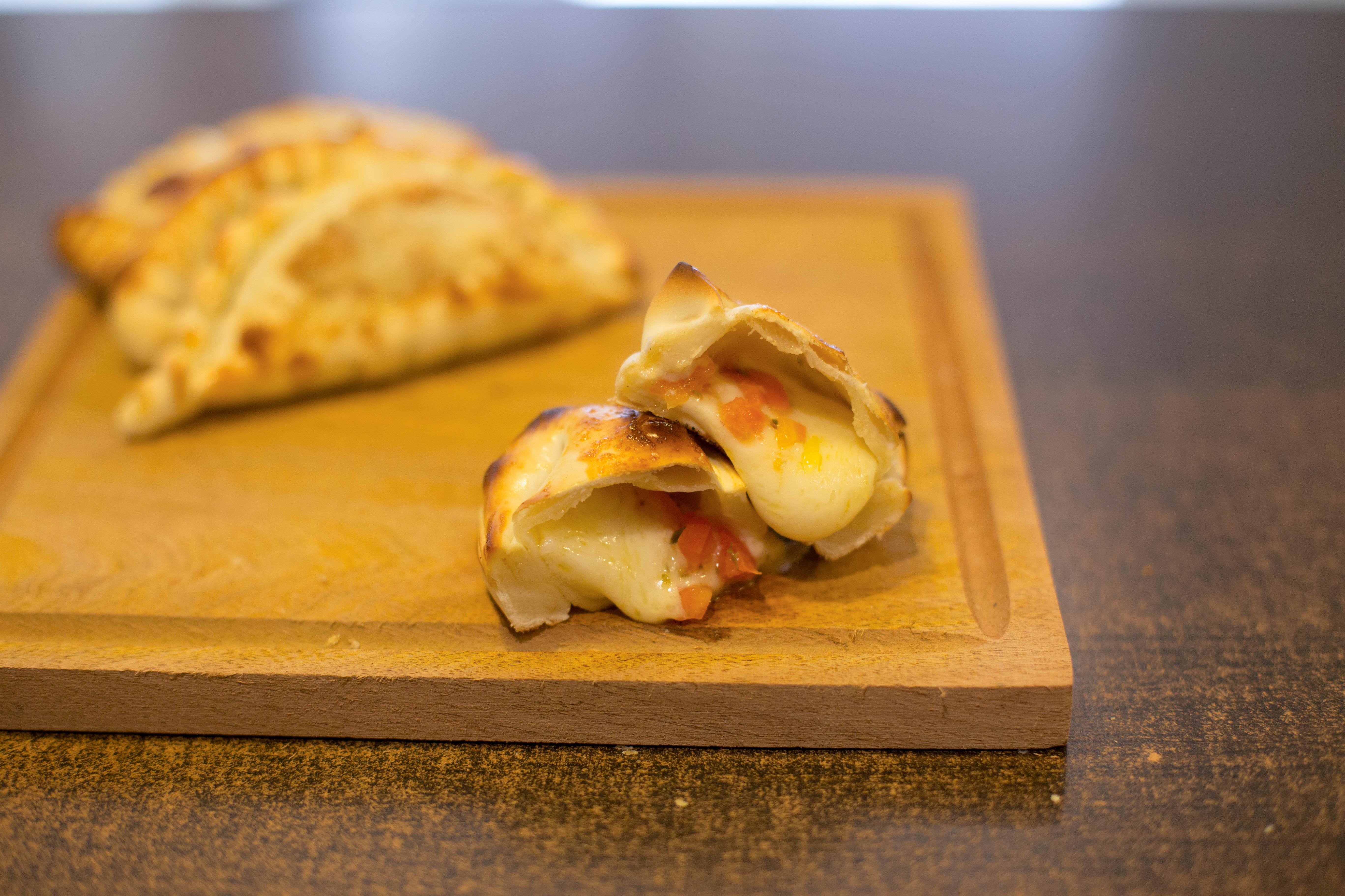 Empanada de napolitana