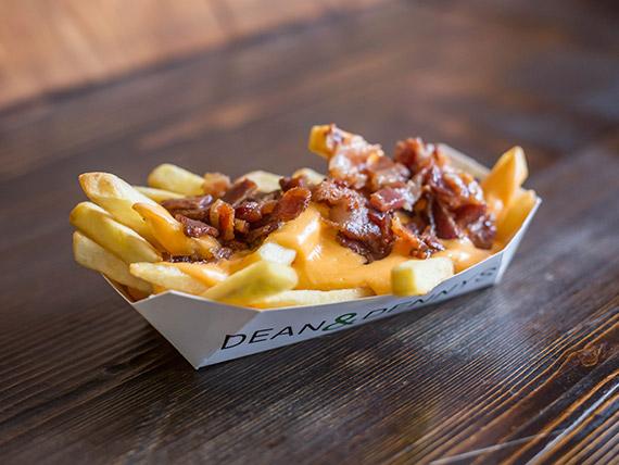 Dean fries