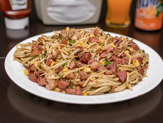 Espaguete I