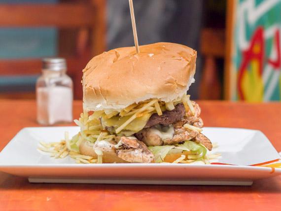 19 - Burgers club