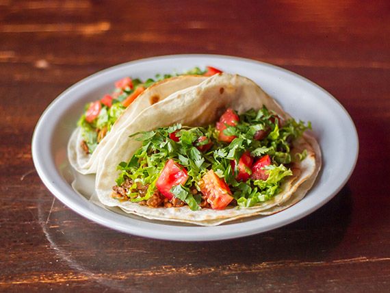 Tacos de chamberete