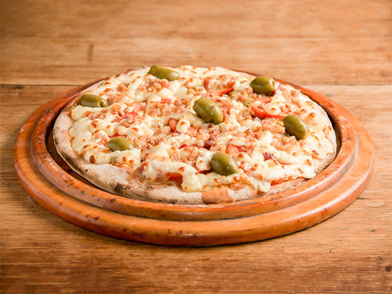 150 - Pizza moda do chefe