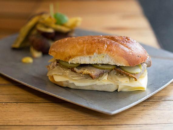 Sándwich pastrami or die