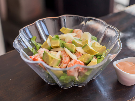 Salad tropical