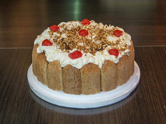 Torta Vainilla