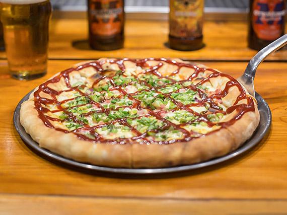 Pizza gourmet Dupla grande