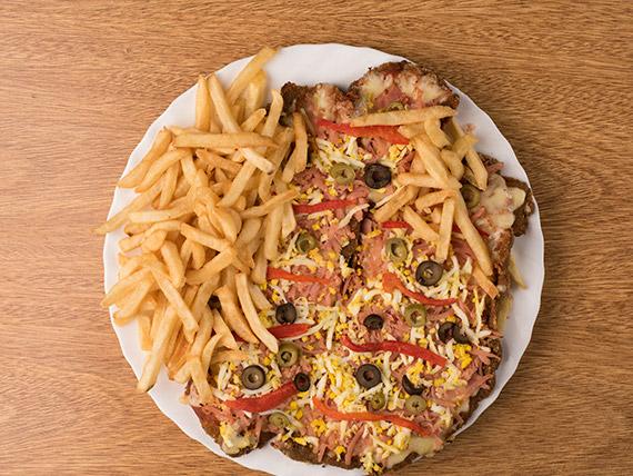 Pizzanesa especial
