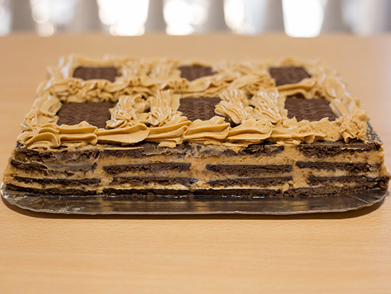 Torta chocolina