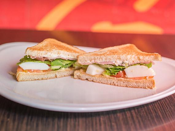 Creambury sándwich