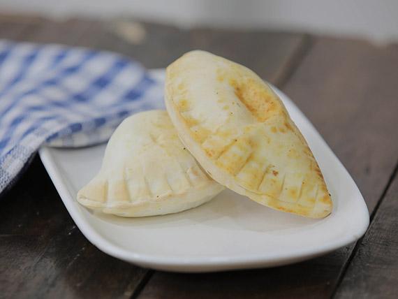 Empanadas de jamón y queso (2 unidades)