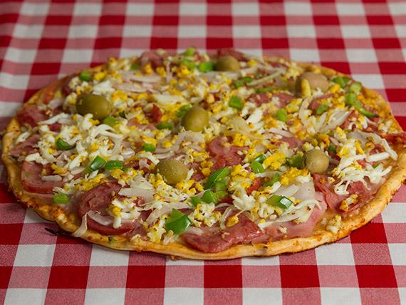 Pizza família (35 cm) portuguesa