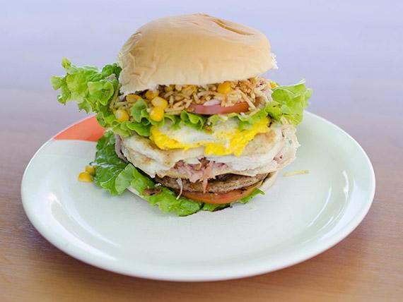 3 -Sanduíche egg's especial
