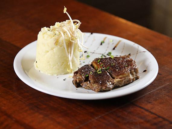 Ojo de bife ancho a la plancha (350 g)