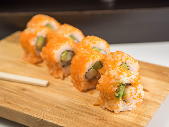 02 - California roll (8 bocados)