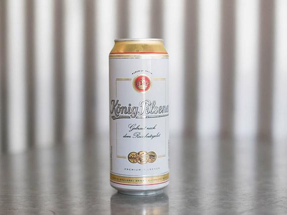Cerveza Konig Pilsener