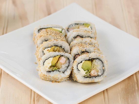 California tempura roll (9 piezas)