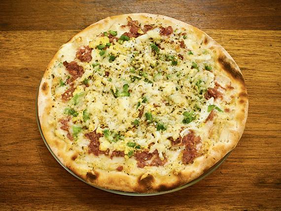 Pizza pequena são paulo (4 pedaços)