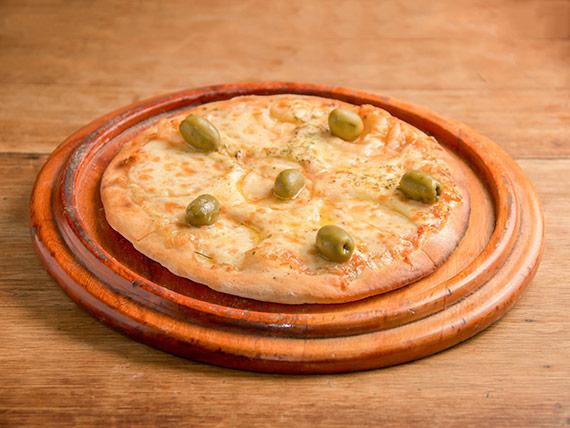 152 - Pizza mussarela