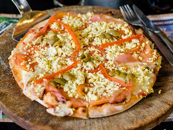 Pizza especial La Pizzada
