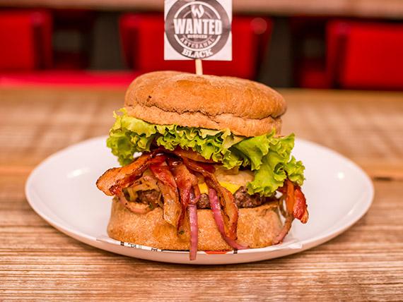 Artesanato Util Para O Lar ~ Wanted Artesanal Burger Delivery Peça Online! PedidosJá