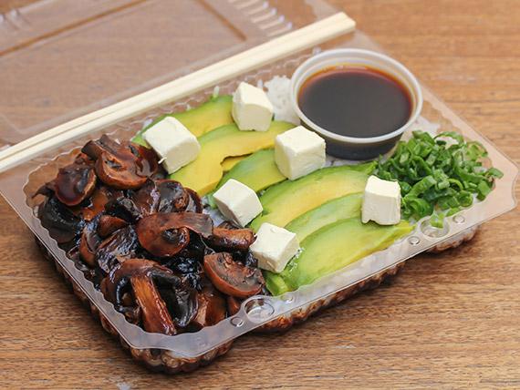 Gohan vegetariano 500 gr
