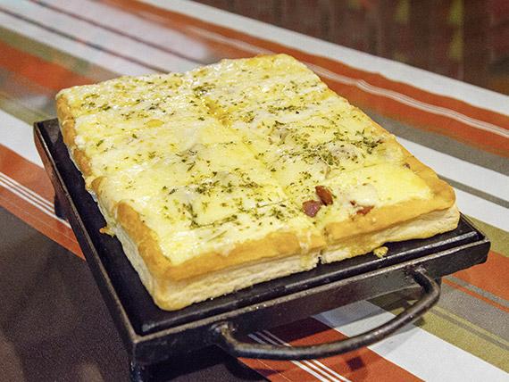 Pizza  1/4 de metro