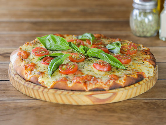 Pizzeta del chef