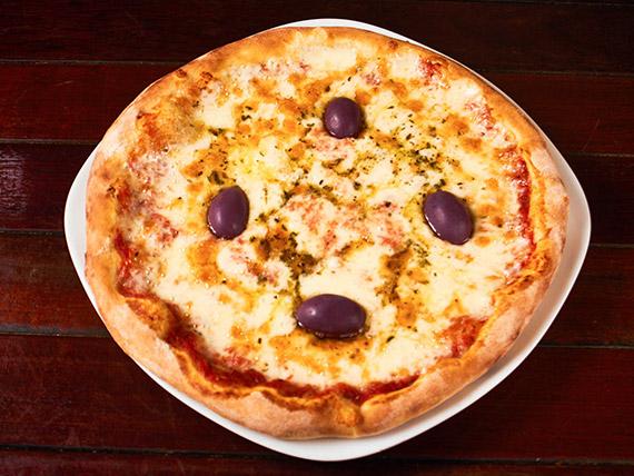01 - Pizza mussarela