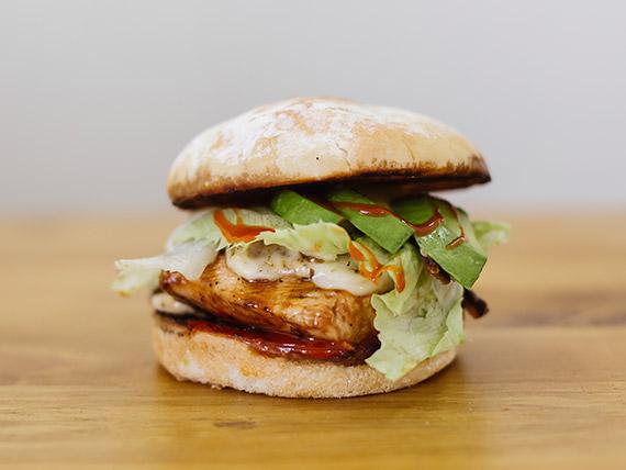 ZZ Top burger