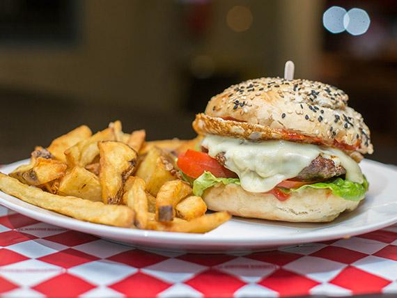 Mick burger