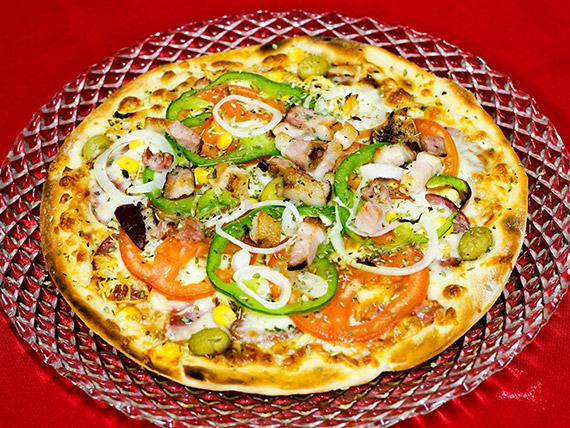 11 - Pizza à moda grande