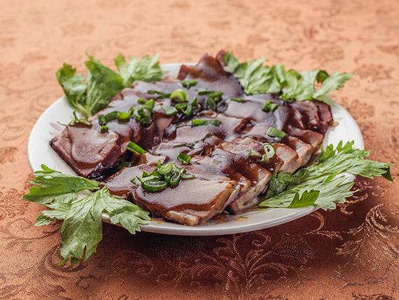 118 - Asado chino de cerdo laqueado (bondiola)