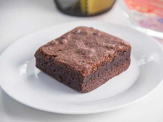 Brownie (porción)