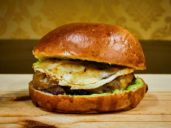 Hambúrguer egg