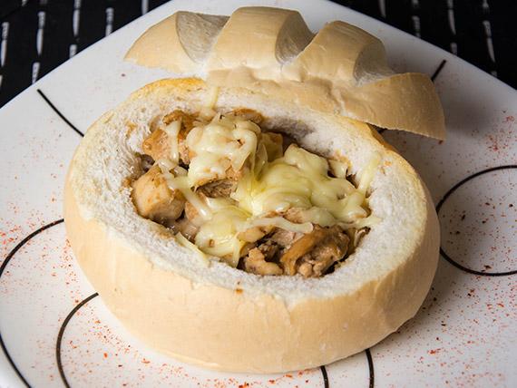 Pannecook París - PanneCook de pollo y strogonoff de pollo