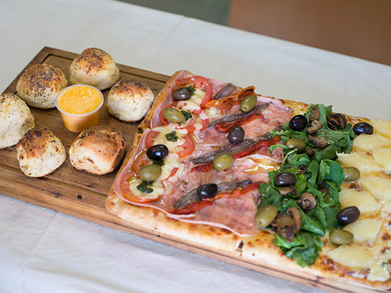 Pizza Maestros Pizzeros