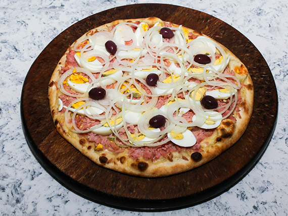 Pizza portuguesa