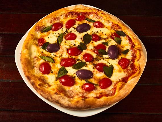 02 - Pizza marguerita