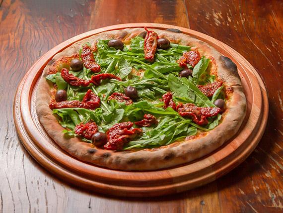 52 - Pizza de rúcula