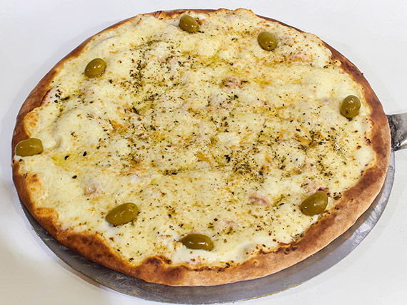 29 - Pizza francesa