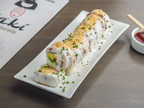 93 - Pulpo roll
