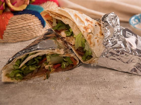 Burrito el pinche wey