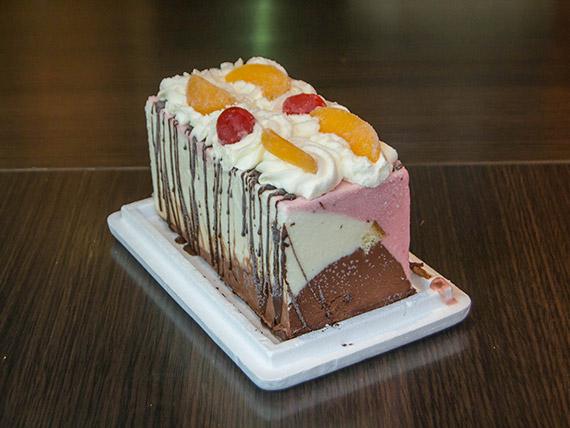 Postre helado mixto (7 unidades)