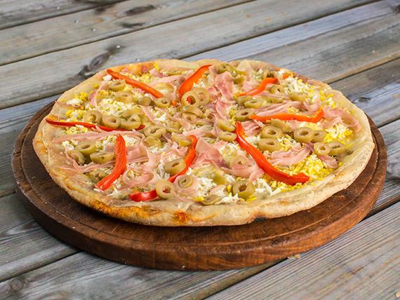 103 - Pizza especial