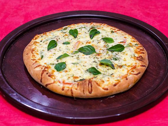 Pizza marguerita grande
