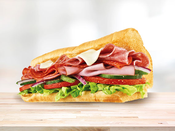 Subway italiano BMT (15 cm)