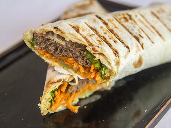 Kebab de carne