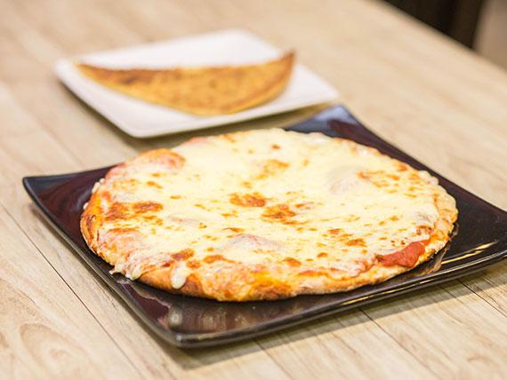 Promo 3 - Pizzeta con muzzarella + fainá